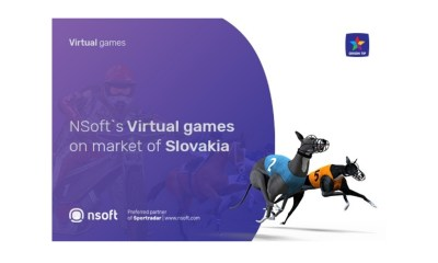 NSoft's Virtual games on the market of Slovakia
