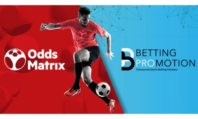 OddsMatrix Sports Data Feeds to expand Betting Promotion's live offering