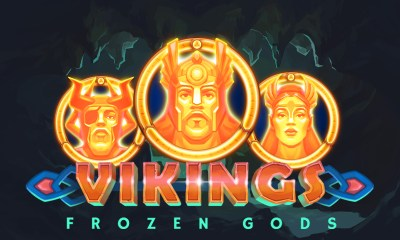 "AGames - ""Vikings: Frozen Gods"" slot"