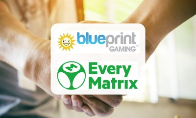 Blueprint Gaming partners with EveryMatrix