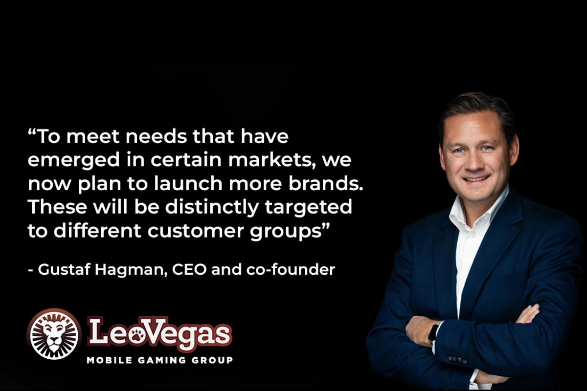 LeoVegas launches proprietary multibrand platform