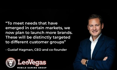 LeoVegas launches proprietary multibrand platform