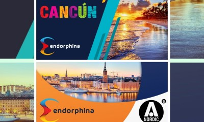 Endorphina's representatives around the world