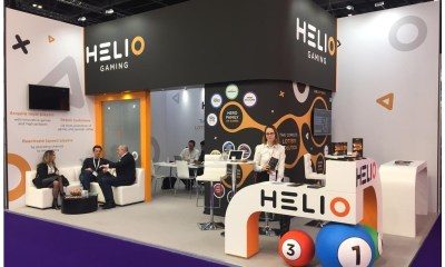 Helio Gaming set for Asian Expansion