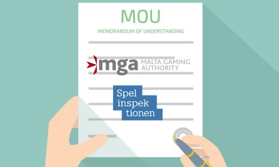 The Malta Gaming Authority signs MoU with the Swedish Gambling Authority