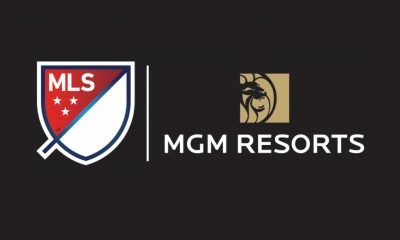 MGM Resorts International & Major League Soccer Announce Multi-Year Gaming Partnership