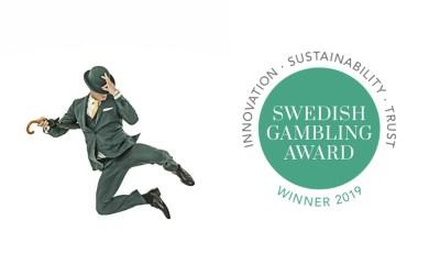 Mr Green wins Swedish Gambling Award for Customer Satisfaction
