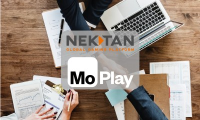 Nektan signs platform and content deal with MoPlay