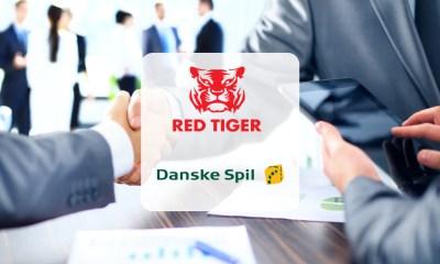 Red Tiger goes live with Danske Spil