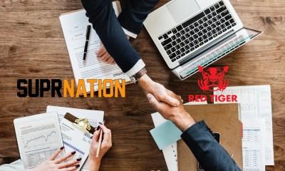 Red Tiger signs SuprNation deal