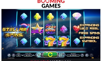 Booming Games - Stellar Spins