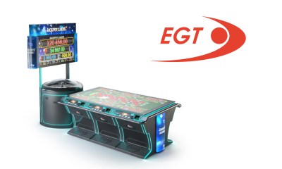 T86 – the new EGT high-tech roulette table