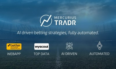 Mercurius Releases its Artificial Intelligence App for Sports Trading on Betfair Exchange