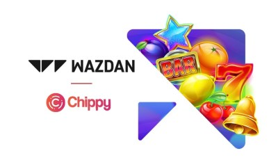 Wazdan confirms partnership with Chippy Software