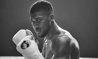 Anthony Joshua Stars In Knockout New TV Advert For William Hill
