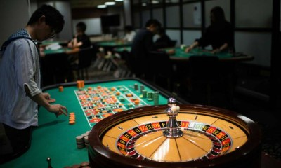 The gaming revenue of Maryland casinos sets a single record of US$163.2 million in March