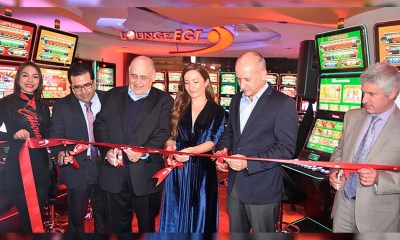 Caliente Group Opens Its First Gambling Lounge in Latin America