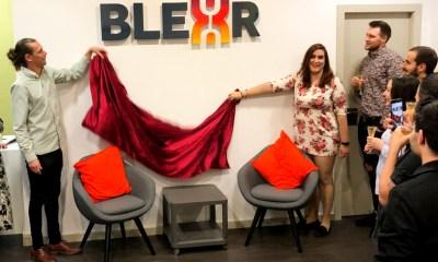 New Blexr office in Barcelona
