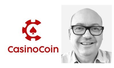 Richard Cammegh joins CasinoCoin advisory board