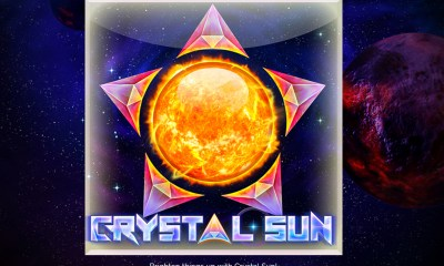 Play'n GO Announce Latest 'Wild' Slot, Crystal Sun