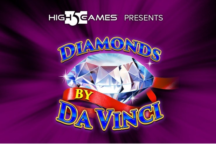 Diamonds by Da Vinci Slot - H5G
