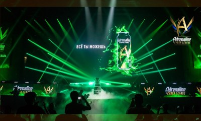 Adrenaline Rush(R) to host the finals of annual Dota 2 Adrenaline Cyber League in Moscow