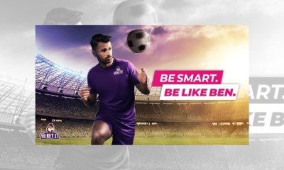 Yobetit Launches Be Like Ben Campaign in Sweden