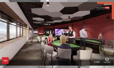 "UNLV and Caesars Entertainment Announces the Creation of ""Black Fire Innovation"""
