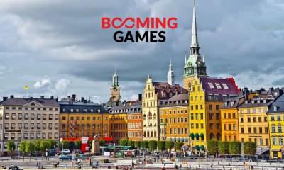 Booming Games launches in Sweden with Betsson Group and Videoslots