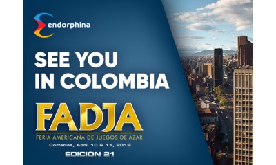 Endorphina making a trek towards Colombia