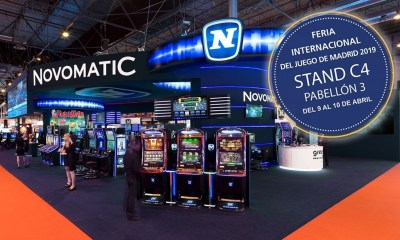 NOVOMATIC Spain: Ready for the Feria Internacional in Madrid