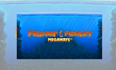 Blueprint Gaming set to reel 'em in with Fishin' Frenzy Megaways