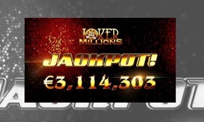 Betsson player lands €3.1m jackpot on Yggdrasil's Joker Millions