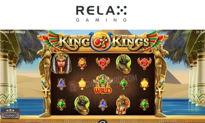 Relax Gaming Offers A Royal Fortune in Latest Release, King of Kings