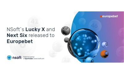 NSoft`s Lucky X and Next Six released to Europebet