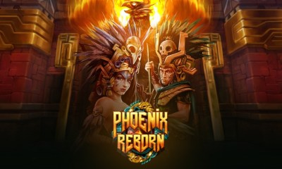 Play'n GO Rise to the Occasion with Phoenix Reborn!