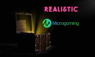 Realistic Games signs content distribution agreement with Microgaming