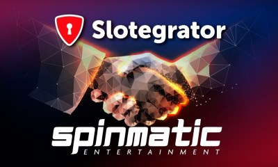 Slotegrator partners with Spinmatic