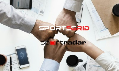Sportradar And SportsGrid Announce Exclusive Partnership To Launch The First Free, 24-hour Sports Betting Network