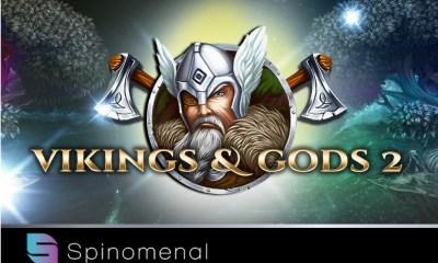 Spinomenal - Vikings & Gods 2