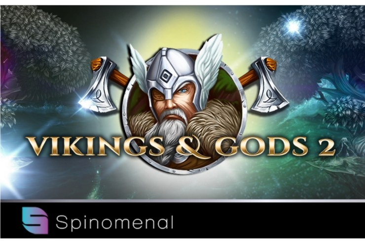 Spinomenal - Vikings & Gods 2