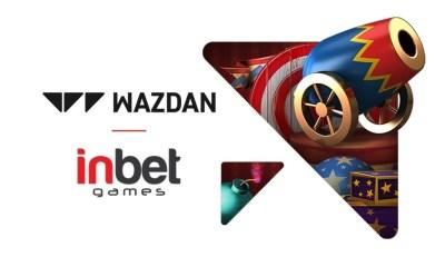 Wazdan slots soon available through InBet Games