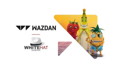 Wazdan games go live with White Hat Gaming