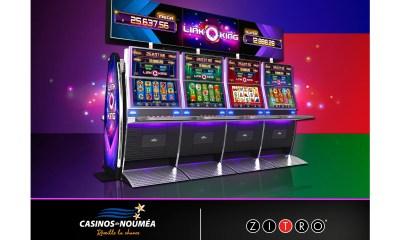 Zitro's Link King Reaches Casino Nouméa In New Caledonia