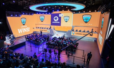 Nate Nanzer to Leave Overwatch League for Epic Games
