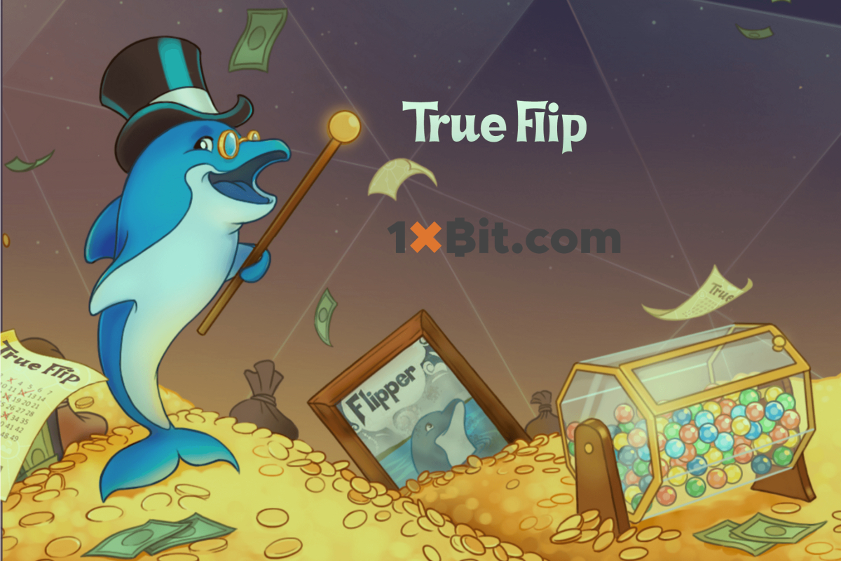 1xBit Boosts Storefront with Popular Titles from Crypto Gaming Pioneer True Flip