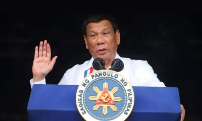 Philippines President Changes His Stance on Gambling