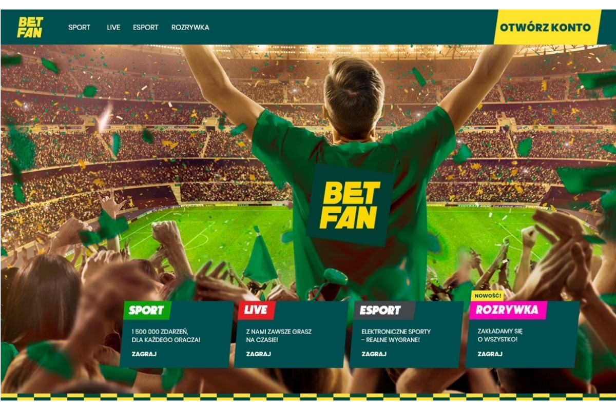 BETFAN enters and changes the Polish bookmaking market