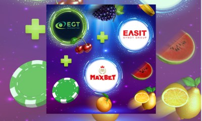 New partnerships for EGT Interactive with omni channel platform provider EASIT and esteemed Serbian operator MaxBet