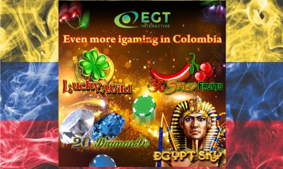 EGT Interactive with new batch of certified video slots for Colombia